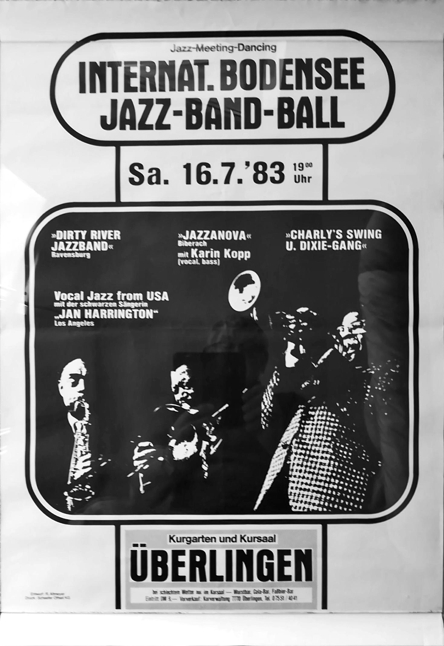 Int. Bodensee Jazz-Band-Ball